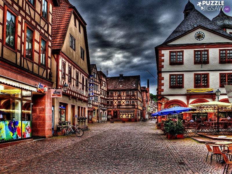 Prettiest towns in germany