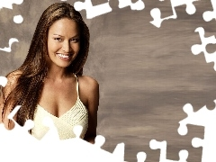 smiling, Moon Bloodgood