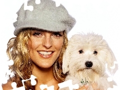 Sandy Molling, Smile, doggy, Hat