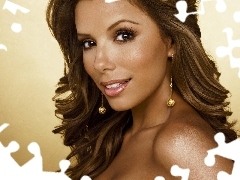 ear-ring, Eva Longoria, Hair