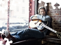 Jeff Bridges, Guitar