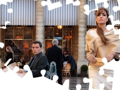 movie, Angelina Jolie, Rufus Sewell, tourist